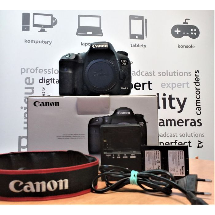Canon 7d Mark II Body