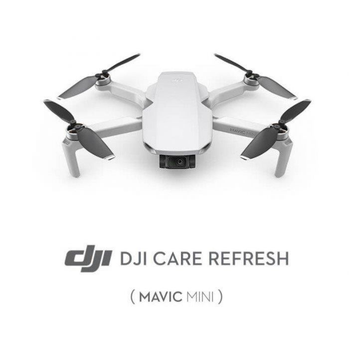 DJI Care Refresh Mavic Mini - kod elektroniczny-4720815